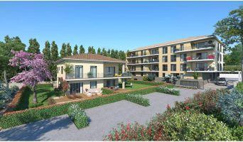 Programme immobilier neuf à Aix-en-Provence (13080)