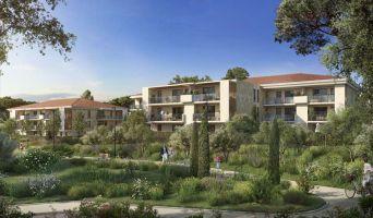 Photo du Résidence « Villa Oleia » programme immobilier neuf en Loi Pinel à Aix-en-Provence