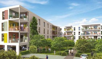 Arles : programme immobilier neuf « L'Aquarelle 2 » en Loi Pinel