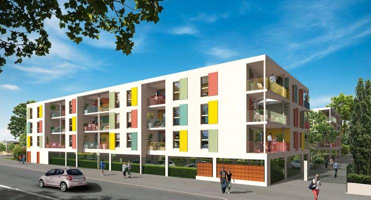 Photo du Résidence « L'Aquarelle » programme immobilier neuf en Loi Pinel à Arles