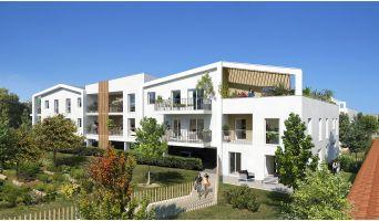 Arles : programme immobilier neuf « Le Vergers des Arts » en Loi Pinel