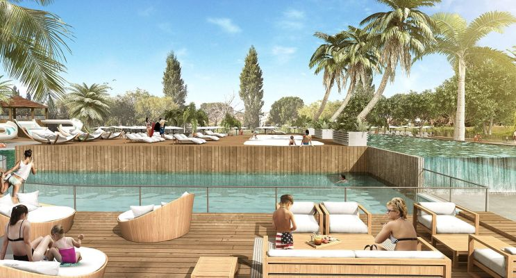 Arles : programme immobilier neuf « Les Amandiers »