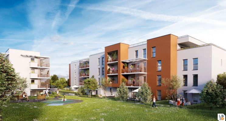 Résidence « Les Terrasses De Manon » programme immobilier neuf en Loi Pinel à Aubagne n°1