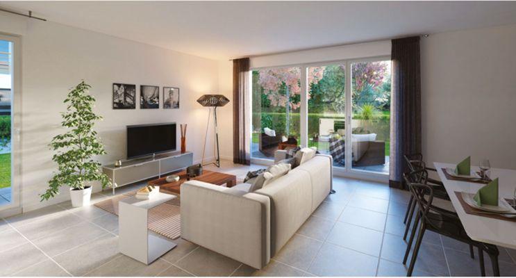 Résidence « Les Terrasses De Manon » programme immobilier neuf en Loi Pinel à Aubagne n°2