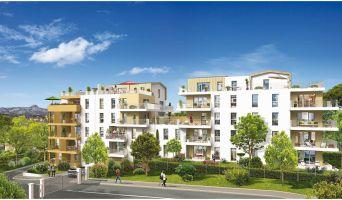 Photo du Résidence « Regards » programme immobilier neuf en Loi Pinel à Aubagne