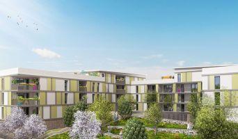 Résidence « Résidence Patio » programme immobilier neuf en Loi Pinel à Aubagne n°2
