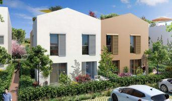 Châteauneuf-les-Martigues programme immobilier neuve « Les Jardins de Bohème »  (2)