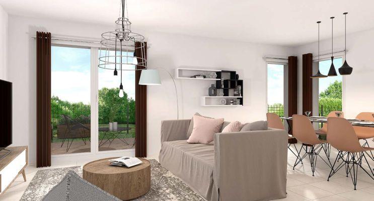 Photo n°3 du Résidence « Les Jardins De Bohème » programme immobilier neuf en Loi Pinel à Châteauneuf-les-Martigues