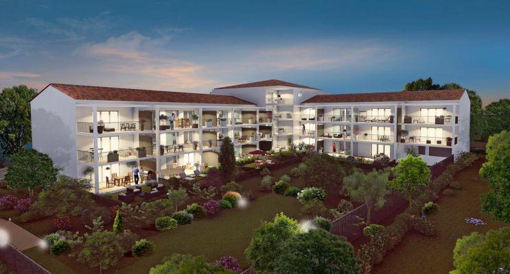 Photo n°3 du Résidence « L'Ecrin Du Massif » programme immobilier neuf en Loi Pinel à Cuges-les-Pins