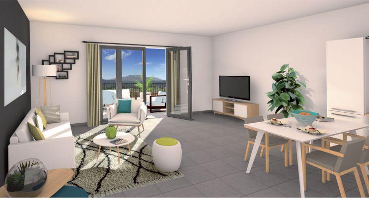Photo n°4 du Résidence « L'Ecrin Du Massif » programme immobilier neuf en Loi Pinel à Cuges-les-Pins