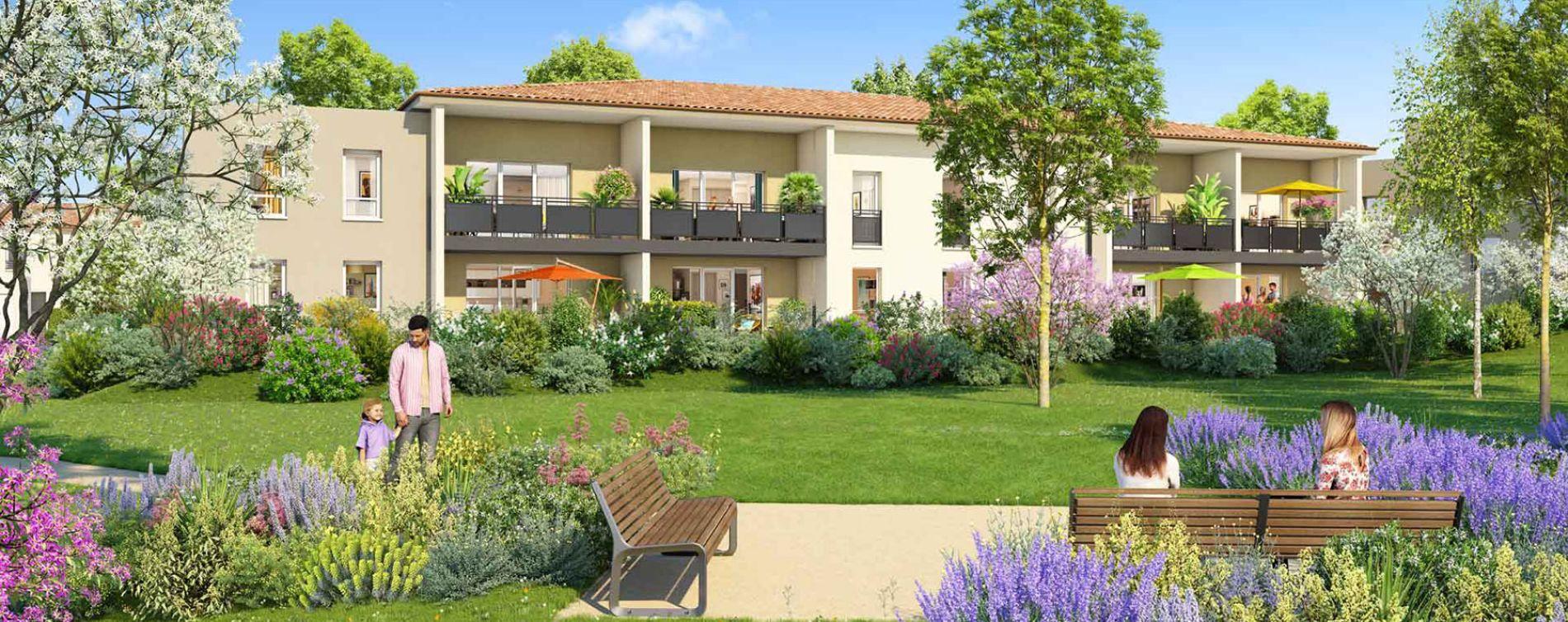 Gardanne : programme immobilier neuve « Harmonie Provence »