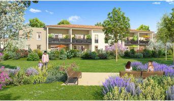 Photo du Résidence « Harmonie Provence » programme immobilier neuf en Loi Pinel à Gardanne