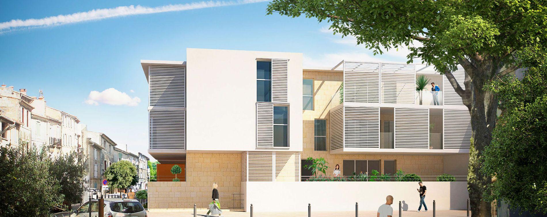 istres village istres programme immobilier neuf n 213360. Black Bedroom Furniture Sets. Home Design Ideas