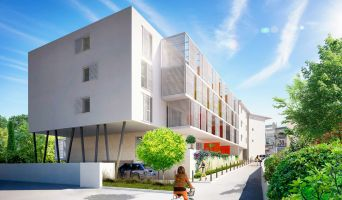 Istres : programme immobilier neuf « Istres Village » en Loi Pinel