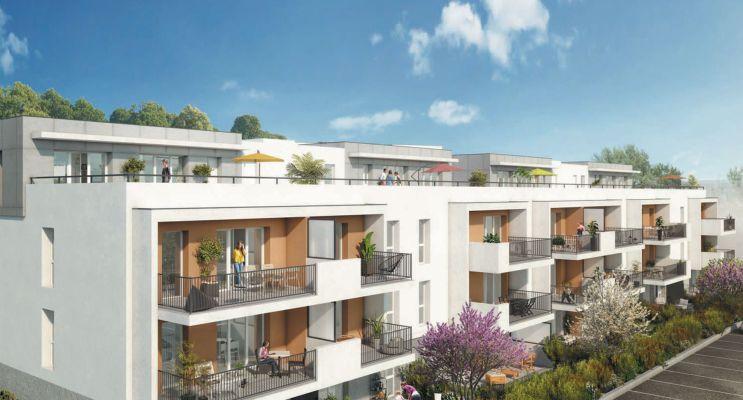 Photo du Résidence «  n°216354 » programme immobilier neuf en Loi Pinel à La Bouilladisse