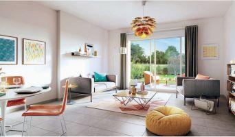 Résidence « Grand'R » programme immobilier neuf en Loi Pinel à La Ciotat n°2