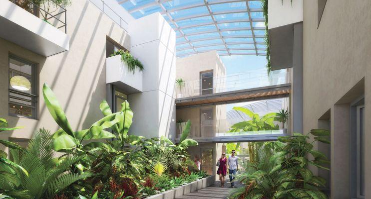 Photo n°2 du Résidence « Patio Jade » programme immobilier neuf en Loi Pinel à La Ciotat