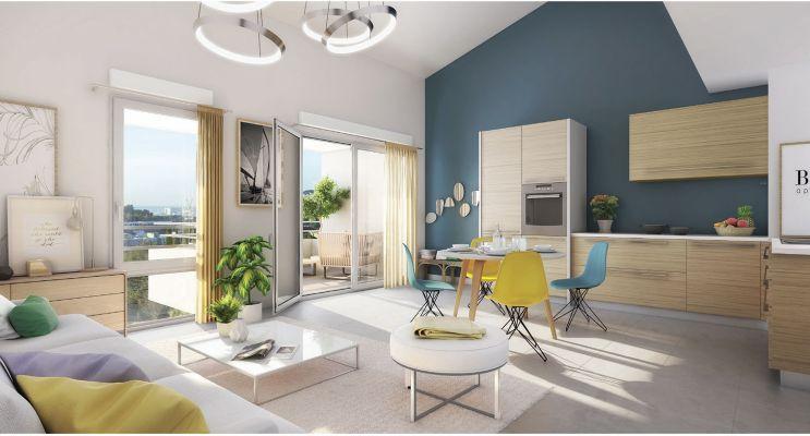 Photo n°3 du Résidence « Patio Jade » programme immobilier neuf en Loi Pinel à La Ciotat