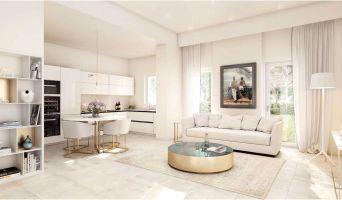 Résidence « Villa Lumina » programme immobilier neuf en Nue Propriété à La Ciotat n°2