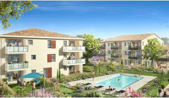 Photo du Résidence « Les Grandes Terres » programme immobilier neuf en Loi Pinel à Le Puy-Sainte-Réparade