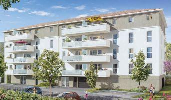 Marignane : programme immobilier neuf « La Bastide » en Loi Pinel