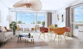 Marignane programme immobilier neuve « La Bastide »  (2)