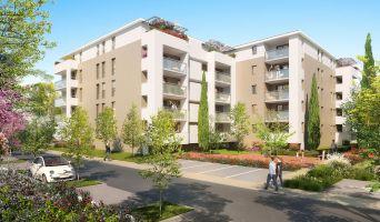 Photo du Résidence « Victoria Park » programme immobilier neuf en Loi Pinel à Marignane