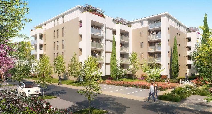 Photo n°1 du Résidence « Victoria Park » programme immobilier neuf en Loi Pinel à Marignane