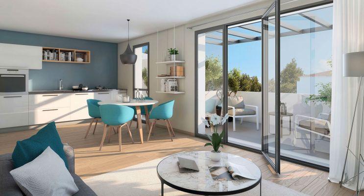 Photo n°2 du Résidence « Victoria Park » programme immobilier neuf en Loi Pinel à Marignane