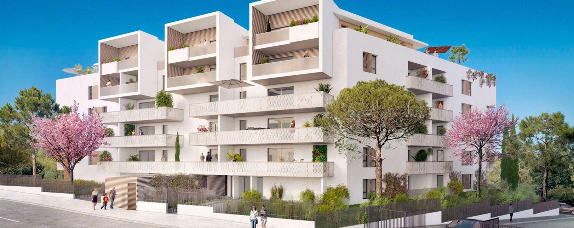 Résidence 10ème Sud à Marseille