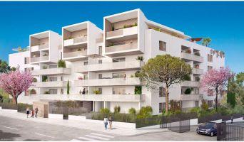 Photo du Résidence « 10ème Sud » programme immobilier neuf en Loi Pinel à Marseille