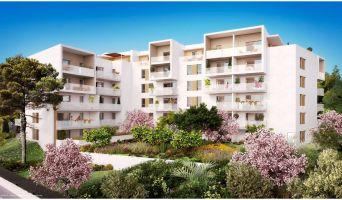Photo n°2 du Résidence « 10Ème Sud » programme immobilier neuf en Loi Pinel à Marseille