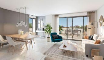Photo n°3 du Résidence « 10Ème Sud » programme immobilier neuf en Loi Pinel à Marseille
