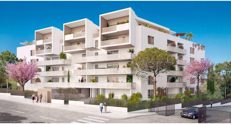 Résidence « 10Ème Sud » programme immobilier neuf en Loi Pinel à Marseille n°1