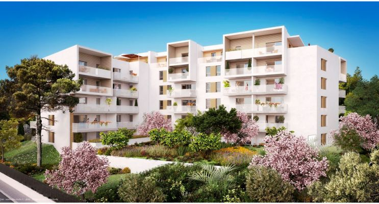 Résidence « 10Ème Sud » programme immobilier neuf en Loi Pinel à Marseille n°2