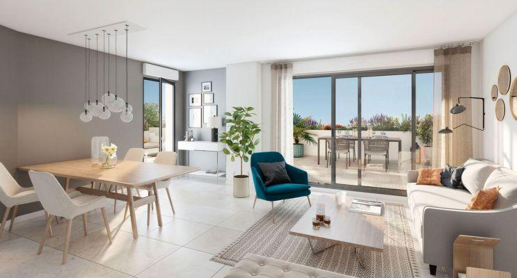 Résidence « 10Ème Sud » programme immobilier neuf en Loi Pinel à Marseille n°3