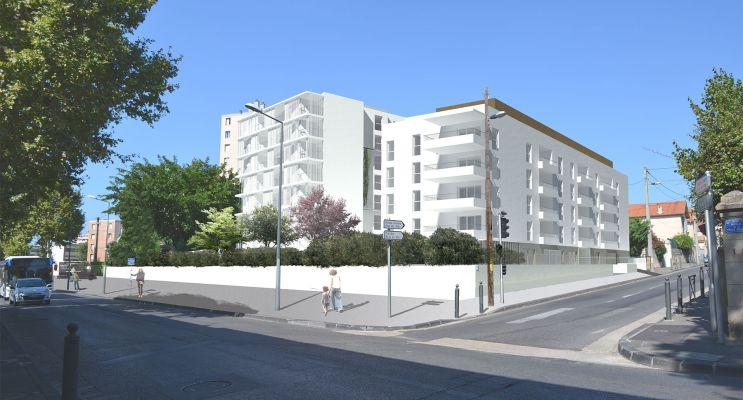 Photo du Résidence « 13ème Nature » programme immobilier neuf à Marseille