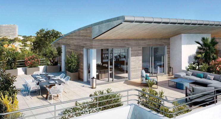Photo du Résidence « 499 Prado » programme immobilier neuf en Loi Pinel à Marseille
