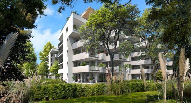 Photo n°2 du Résidence « 499 Prado » programme immobilier neuf en Loi Pinel à Marseille
