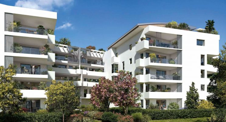 Résidence « 499 Prado » programme immobilier neuf en Loi Pinel à Marseille n°3