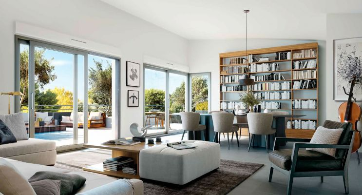 Photo n°4 du Résidence « 499 Prado » programme immobilier neuf en Loi Pinel à Marseille