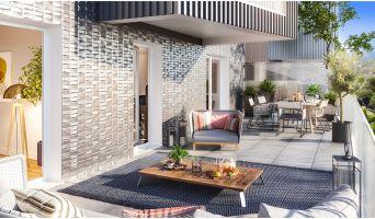 Photo du Résidence « 8ème Art » programme immobilier neuf en Loi Pinel à Marseille