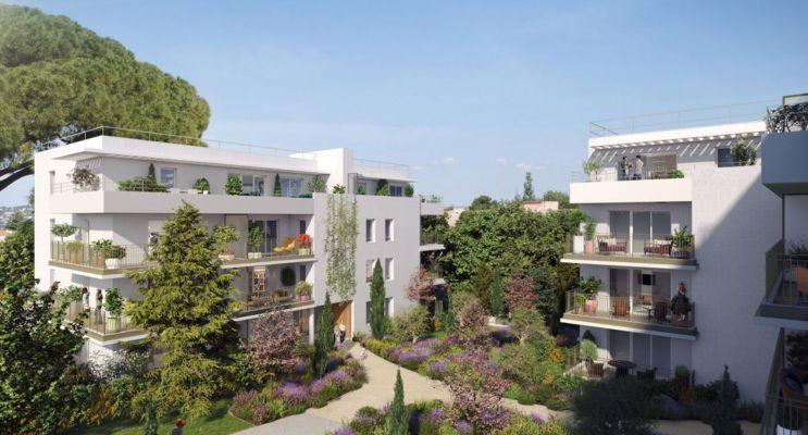Photo du Résidence « 9ème SENS » programme immobilier neuf en Loi Pinel à Marseille