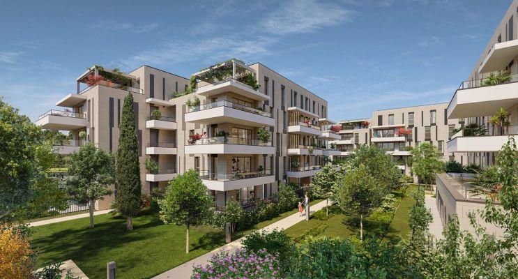 Photo du Résidence « ADN Borely » programme immobilier neuf en Loi Pinel à Marseille
