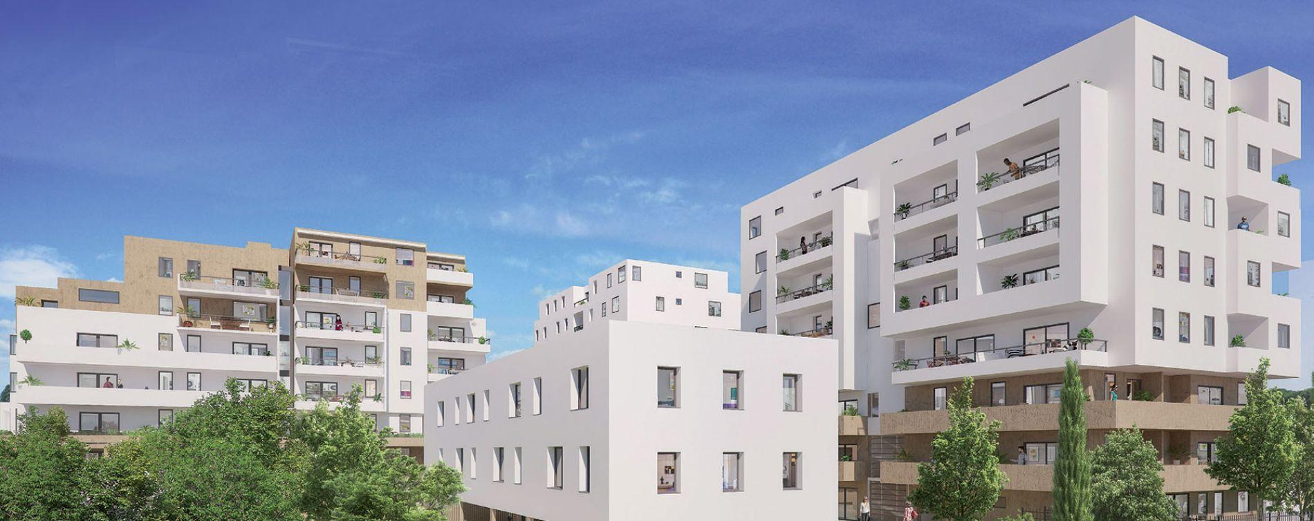 Résidence Allure 12ème à Marseille