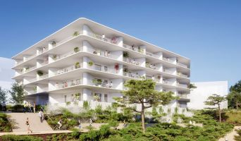 Résidence « Amalia » programme immobilier neuf en Loi Pinel à Marseille n°1