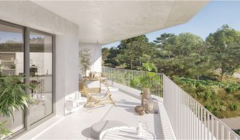 Résidence « Amalia » programme immobilier neuf en Loi Pinel à Marseille n°2