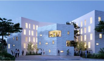 Résidence « Amalia » programme immobilier neuf en Loi Pinel à Marseille n°3