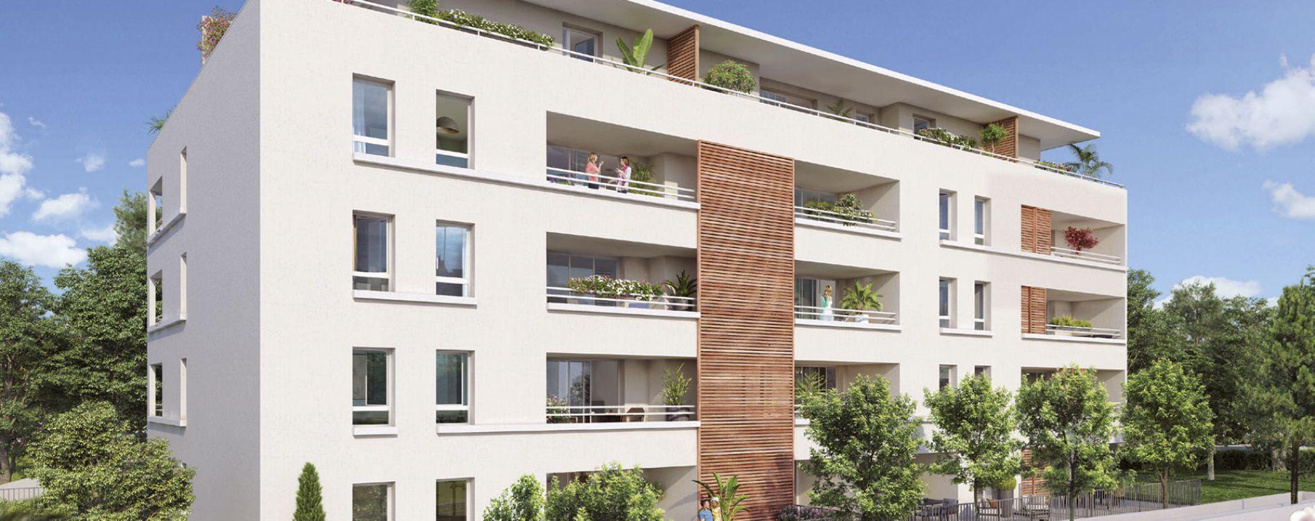 Résidence Arboressence à Marseille