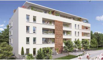 Résidence « Arboressence » programme immobilier neuf en Loi Pinel à Marseille n°2